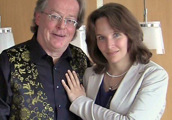 12 Ruprecht Frieling mit Starpianistin Helene Grimaud