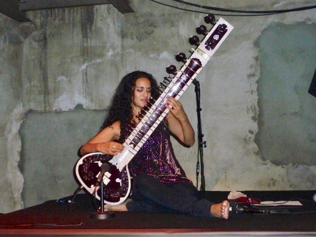 Anoushka Shankar im Berghain