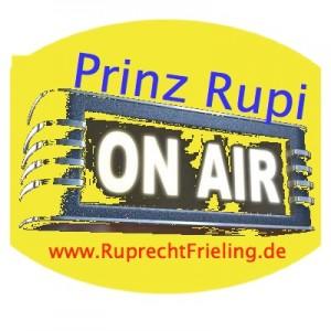 Prinz Rupi on Air
