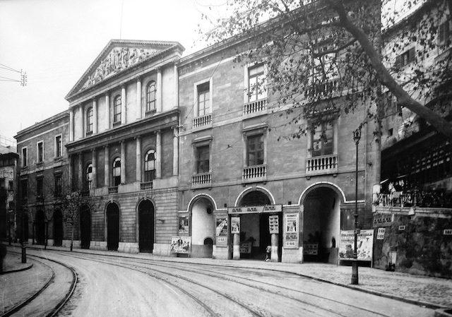Oper Palma historisch