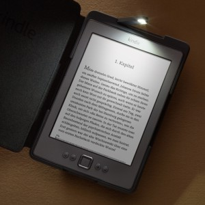 E-Books für den Massenmarkt: Amazons Kindle-Reader