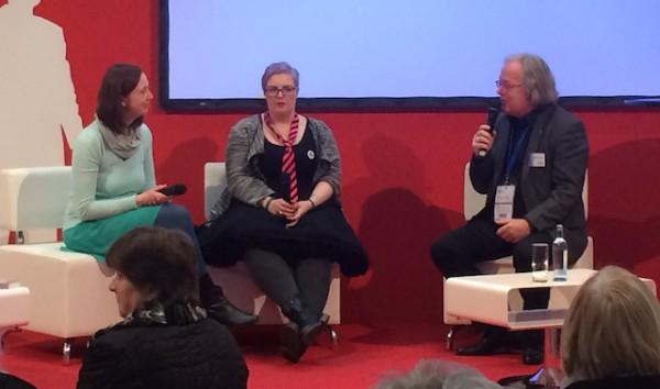 Self-Publisher im Kreuzverhör: Talk mit Janina Venn-Rosky und Cassy Krammer
