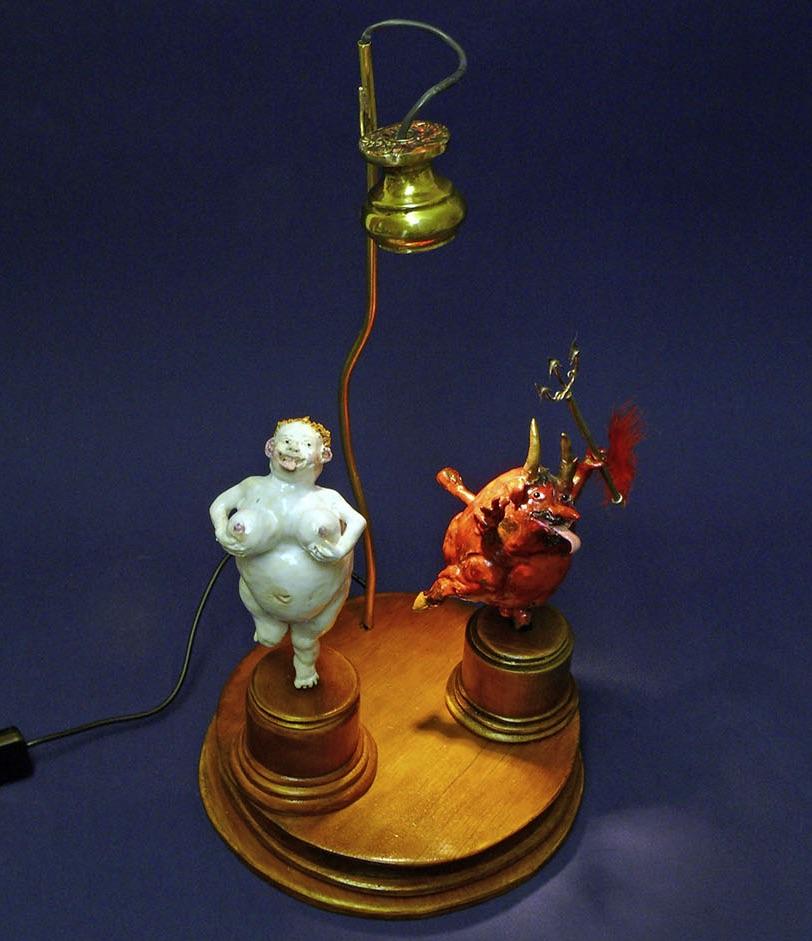 Dietlind Preiss Goettin und Teufel