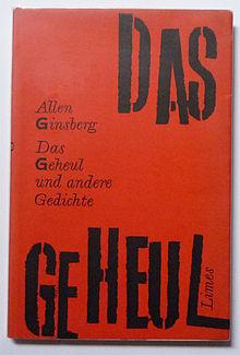 Ginsberg   geheul