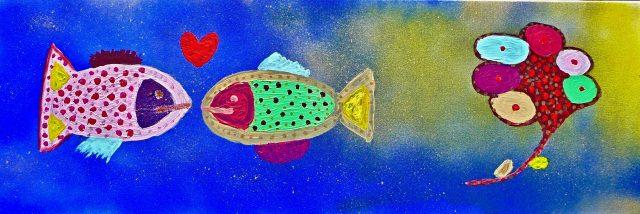 Verliebte Fische 2