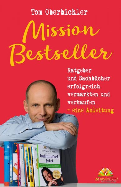 Mission Bestseller Buchmarketing Cover