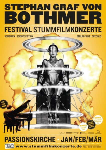 Plakat von Bothmer Festival