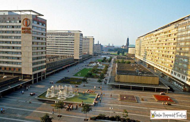 Dresden Innenstadt DDR1