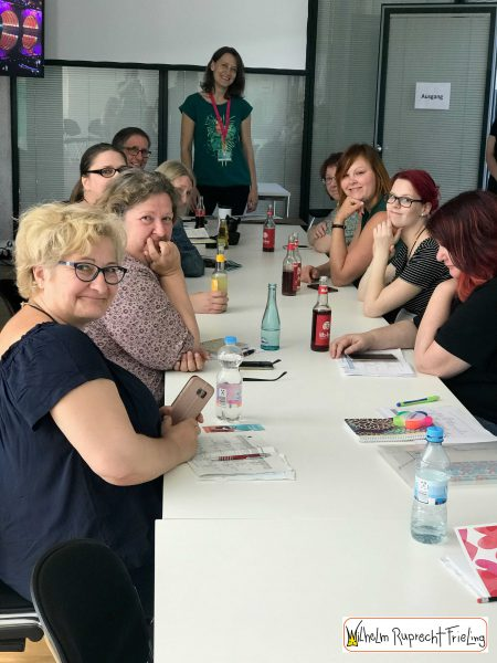 Workshop bei Ellen McCoy