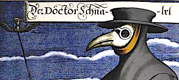 Pestdoktor Schnabel