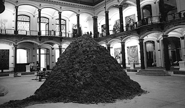 Beuys Hirschdenkmal